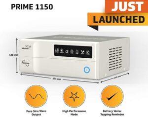 V-Guard Prime 1150 Pure Sine Wave Digital Inverter UPS for Rs.5682 @ Amazon
