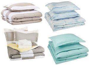 AmazonBasics Comforter Sets up to 70% off starts Rs.855 @ Amazon